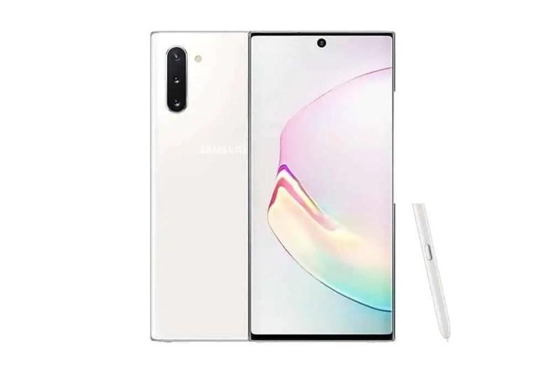 Galaxy Note 10 5G/10+ 5G