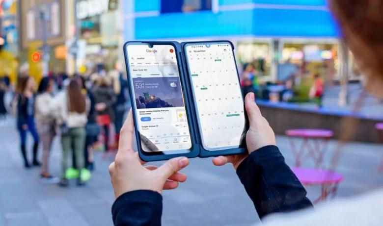 LG V60 ThinQ: το 5G κινητό με τις 2 οθόνες αναμένεται στο MWC 2020