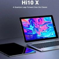 Chuwi Hi10 X: νέα, αναβαθμισμένη έκδοση 6GB+128GB στα 180€!