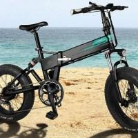 FIIDO M1 Electric Bike: νέα πρόταση, με δισκόφρενα, LCD οθόνη σε προσφορά!