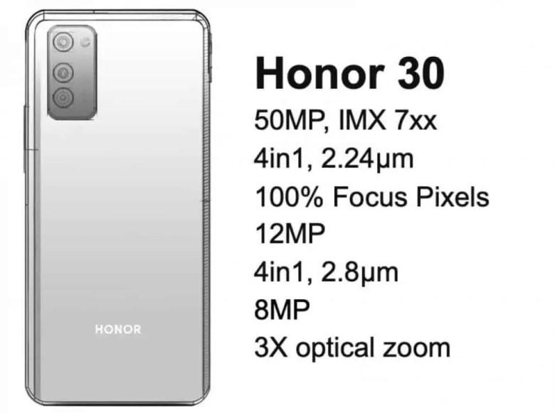 Honor 30 / 30 Pro
