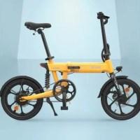 HIMO Z16: το πτυσσόμενο ποδήλατο της Xiaomi πιο φθηνά από ποτέ!