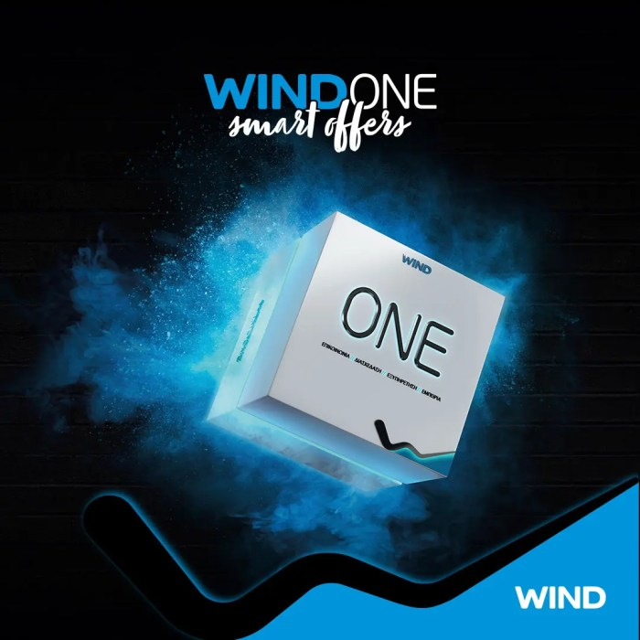 WIND ONE Smart offers