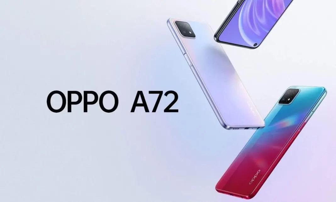 OPPO A72 5G