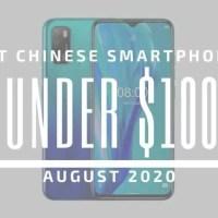 TOP: 5 hot κινέζικα smartphones με τιμή κάτω από $100! (Αύγουστος 2020)