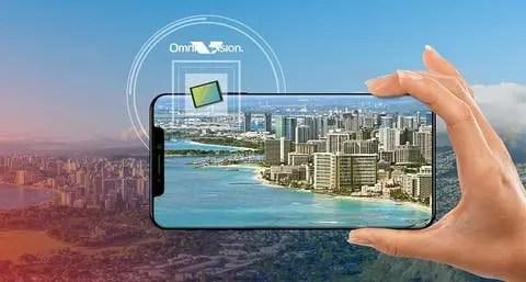 Omnivision OV64A