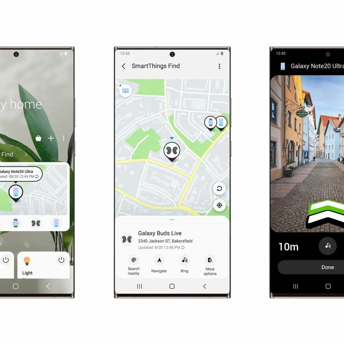 Samsung SmartΤhings Find