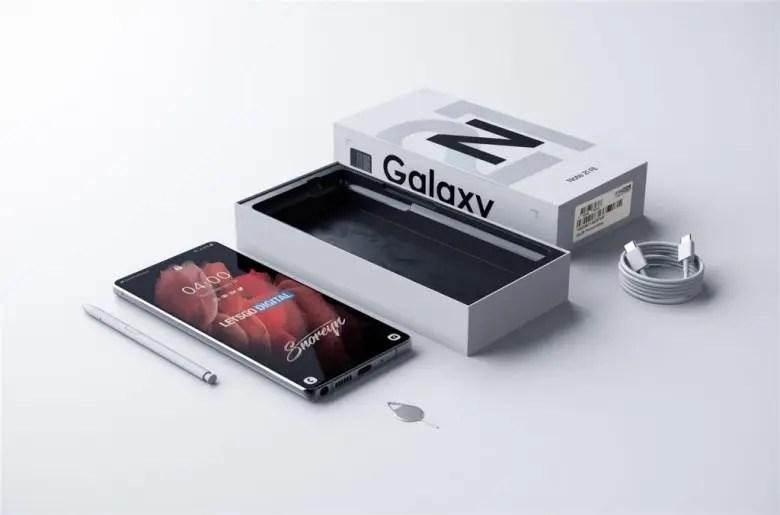Galaxy Note 21 FE