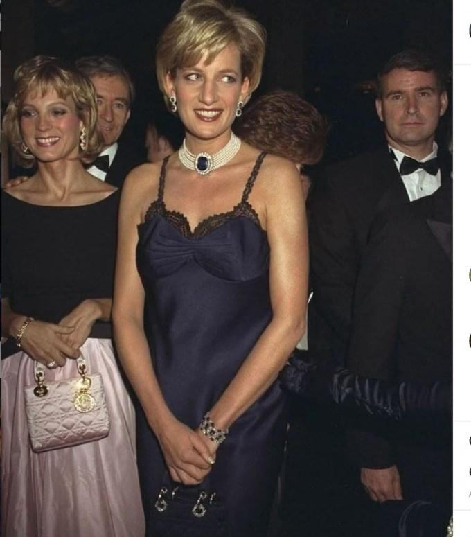 H μία και μοναδική εμφάνιση της πριγκίπισσας Νταϊάνα στο Met Gala- Τι είχε γίνει;