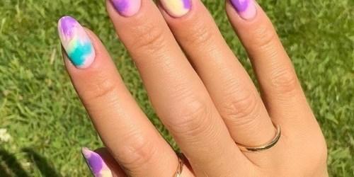 #NailTrends: Τo tie dye είναι η νέα τάση στο μανικιούρ