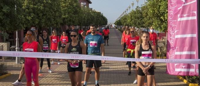 #ElleRun: Oι celebrities έτρεξαν για τις γυναίκες από... απόσταση!