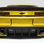 2010 2013 Chevrolet Camaro Duraflex Ccg Wide Body Kit 15 Piece