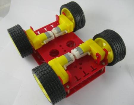 sparkfunrobot4wheel