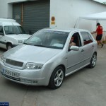View Of Skoda Fabia 1 4 Photos Video Features And Tuning Of Vehicles Gr8autophoto Com