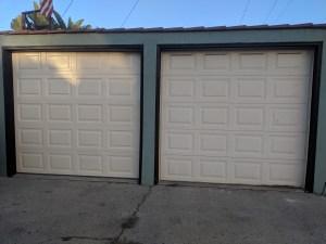 new single garage door long beach, ca installation