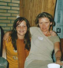 Christina Lones & Kristine Holgers