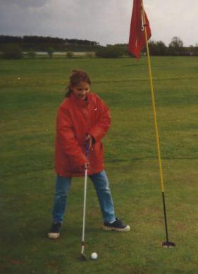 Golf Ditte KPs