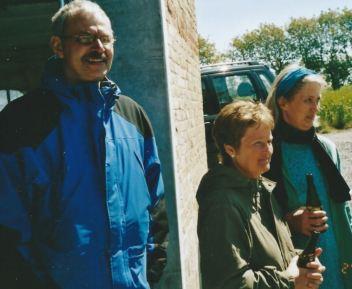 Morten, Else Marie, Christina