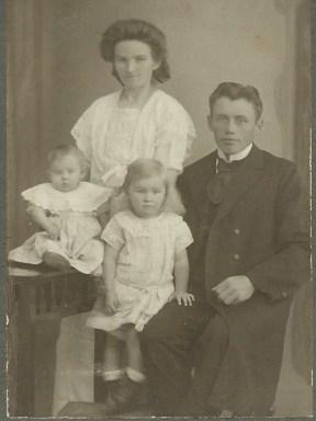 Kristine & Nikolaus med børn