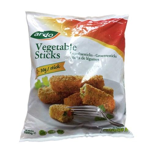 Sticks-de-vegetales