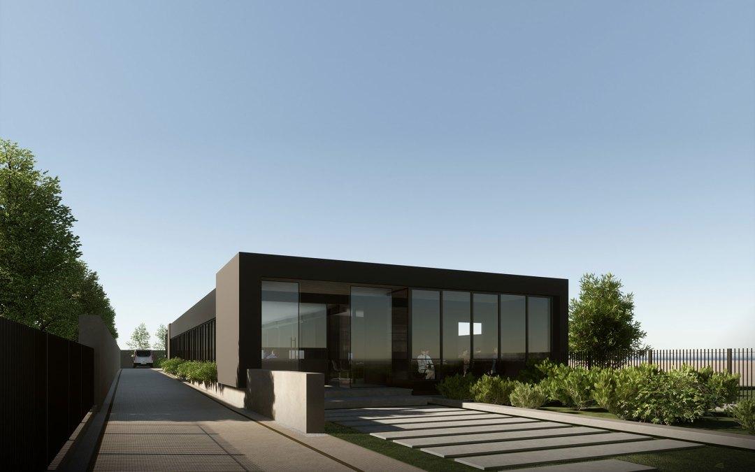 Nuevas oficinas GRABA