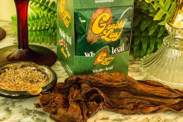 GrabbaLeaf Whole Leaf Cigar Wraps