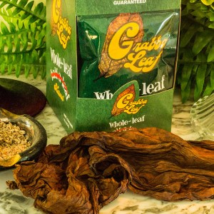 GrabbaLeaf Whole Leaf Cigar Wraps