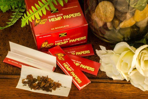King Size Hemp Rolling Papers