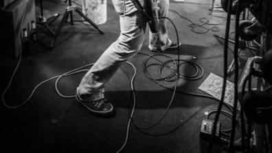 Turbo Rat on stage. Photo by Christian Vermehren.