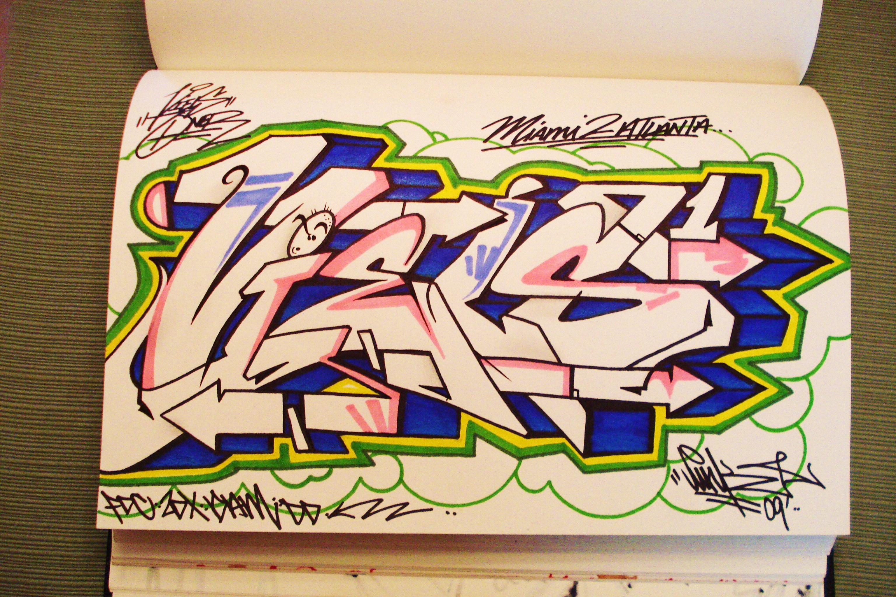 Viels sketch by Junk
