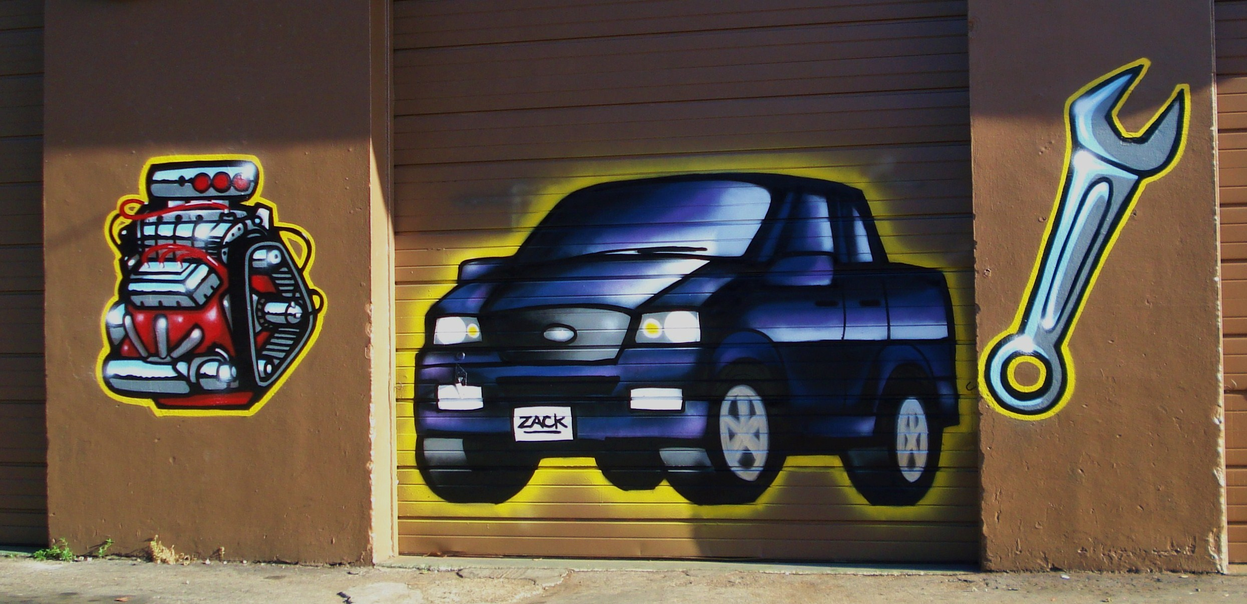 Ford F150 *unfinished*