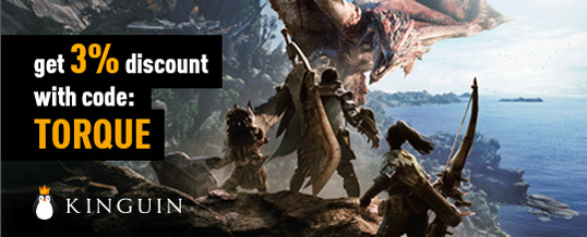 Free Steam Key Raffle for Monster Hunter: World