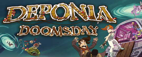 Free Steam Key Giveaway for Deponia Doomsday