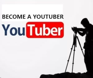 Become a Youtuber