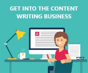 Start Content Writing Business