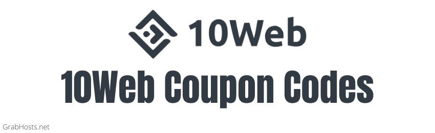 10Web Coupon Code