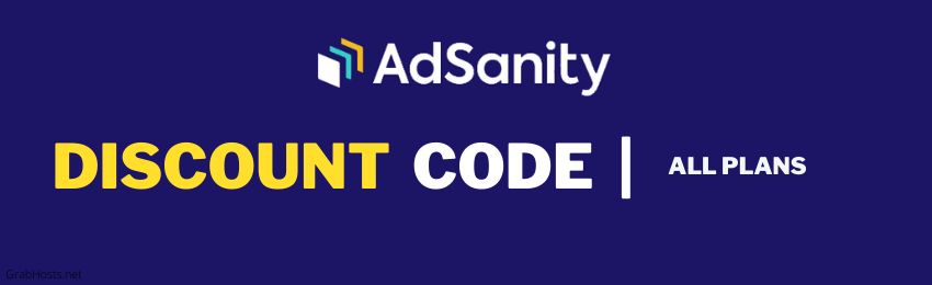 AdSanity Discount Code