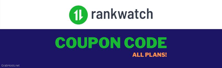 RankWatch Coupon Code