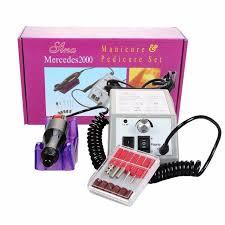 Професионална електрическа пила за маникюр и педикюр Sina Mercedes2000