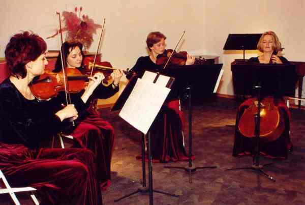 Kwartet smyczkowy Cappelli Gedanensis