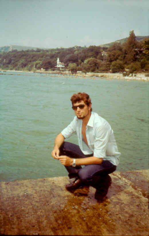 Bu?garia. Balczik, lipiec 1982 r.