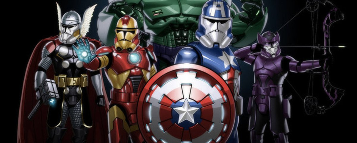 AVENGERS OF JUSTICE: FARCE WARS Will Spoof Marvel and STAR WARS in ...
