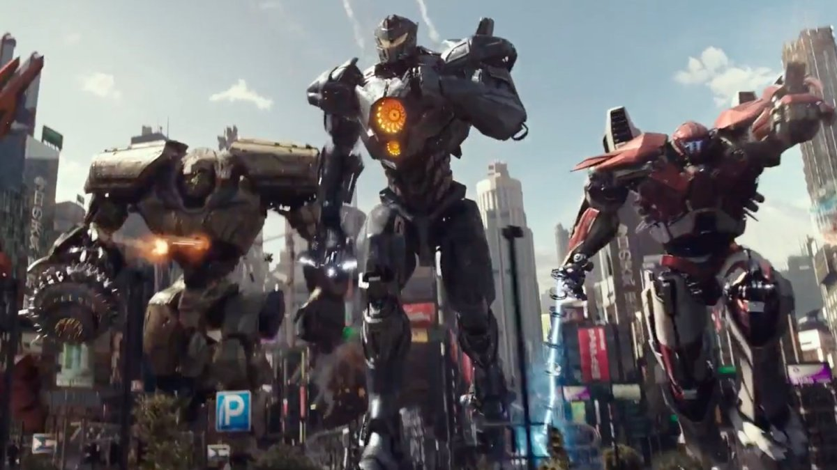 Awesome First Full Trailer For PACIFIC RIM UPRISING Features