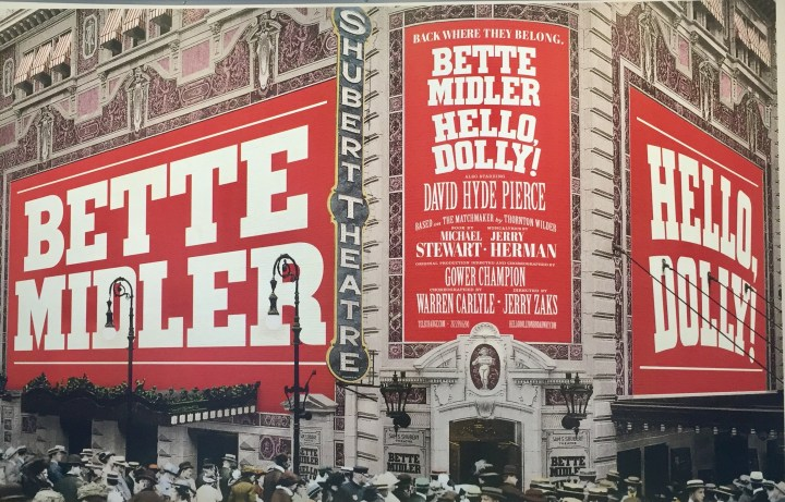 5b3e079c9ef41 Hello Dolly had absolutely nothing in common with the play Sweat. Instead  of soot and sweat