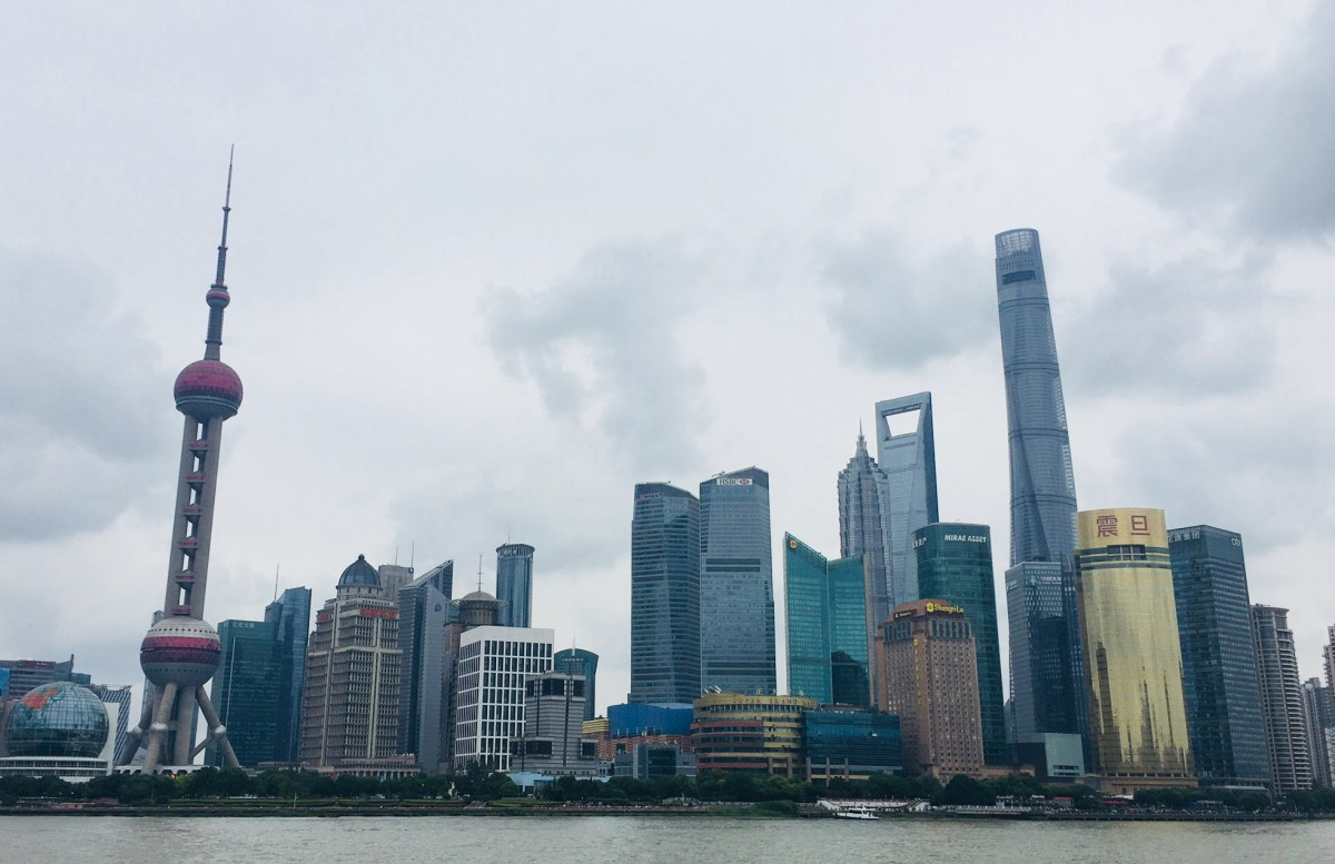 A Whirlwind Trip to China - 51 Hours in Shanghai