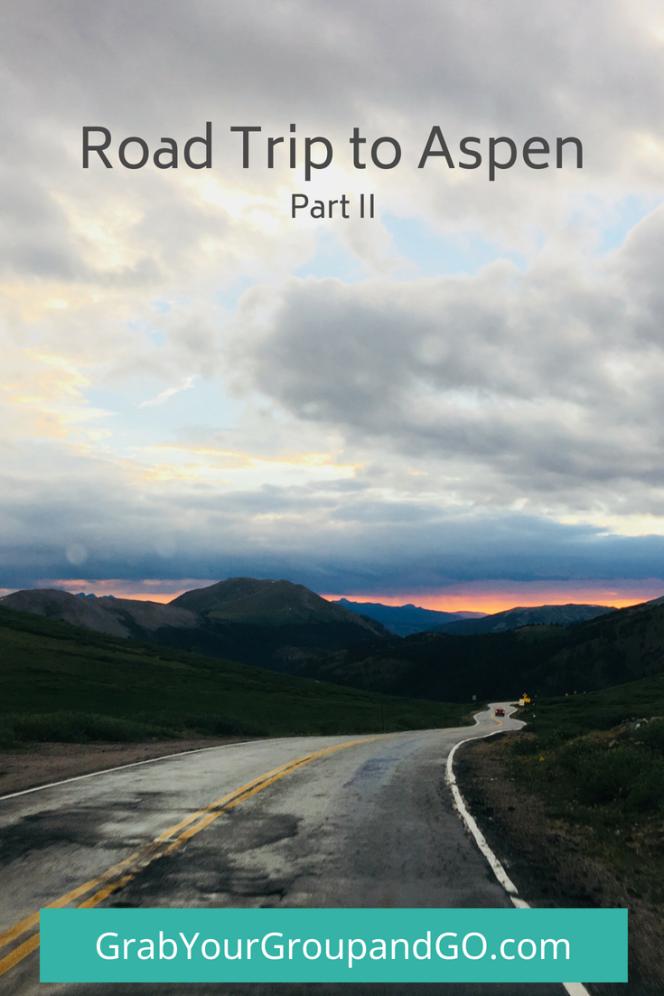 Road Trip to Aspen