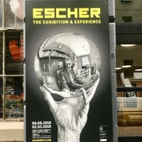 Grab Your Group and GO Experience the Escher Exhibit in Industrial Town Brooklyn