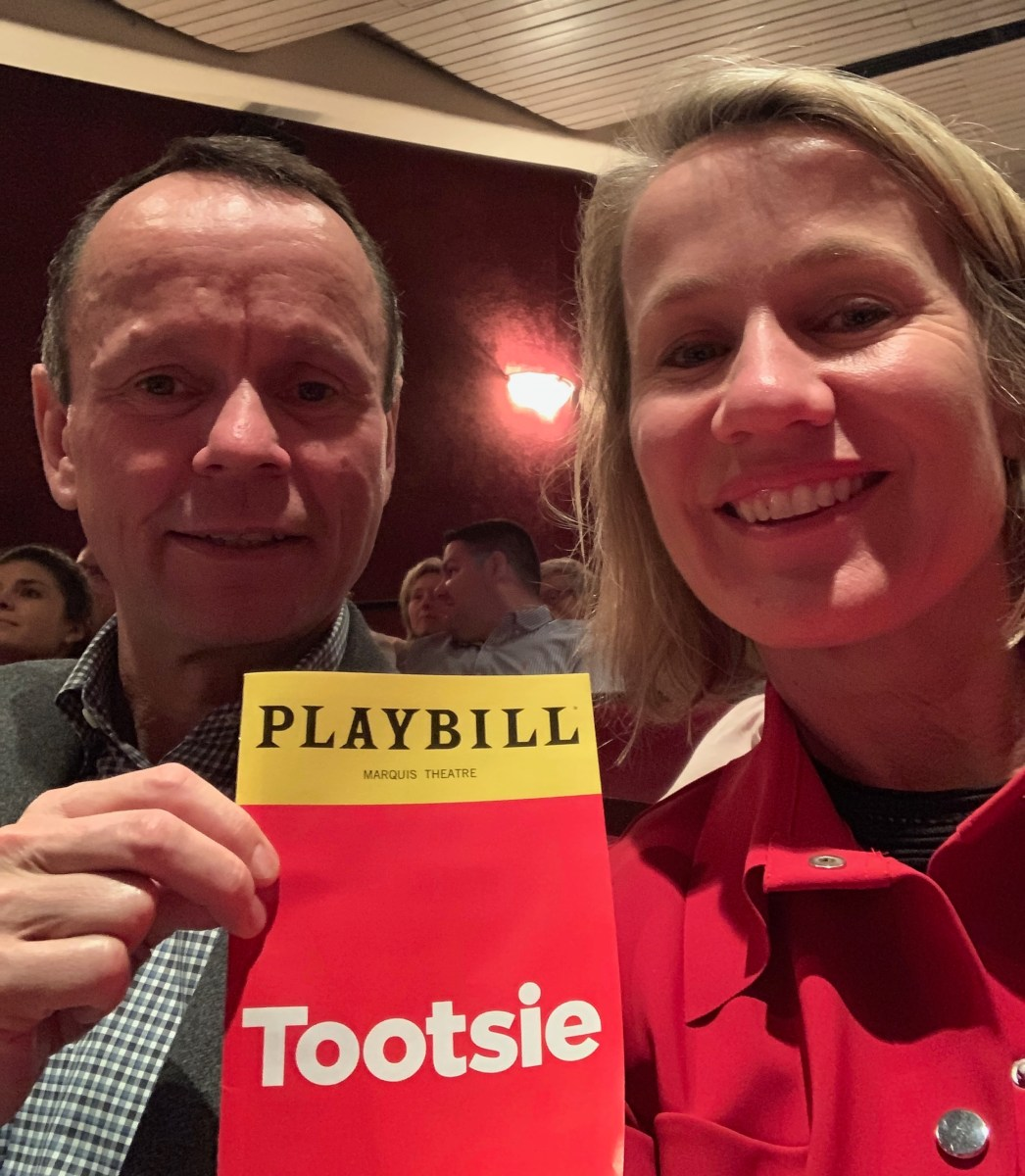 Grab Your Group and Go Laugh Together at Tootsie