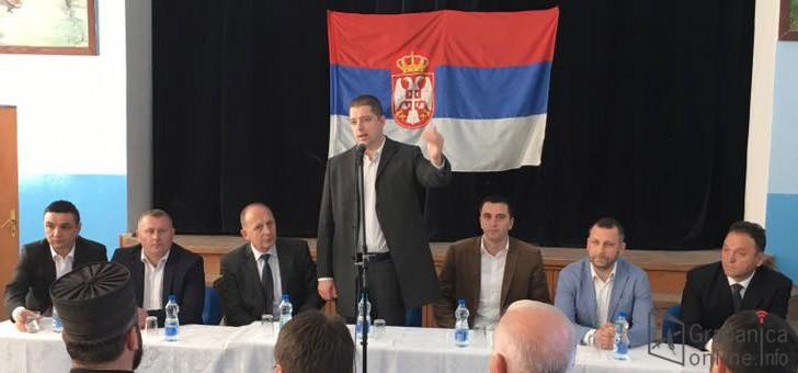 Đurić:  Pred tuđim sudovima nema pravde za Srbe