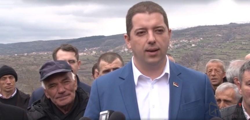 Ђурић честитао Ђурђевдан Горанцима